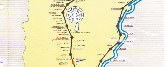 grupodeportivogenil ruta España 84