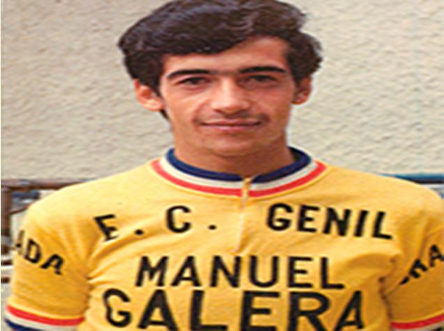 grupo deportivo genil Antonio Rescalvo