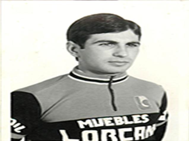 grupo deportivo genil Eduardo Olmo