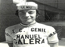 grupo deportivo genil Esteban Toledo