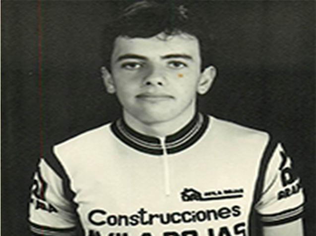 grupo deportivo genil Luis Carrasco